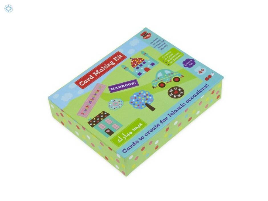 Essentials Toys And Games Islamic Occasions Card
