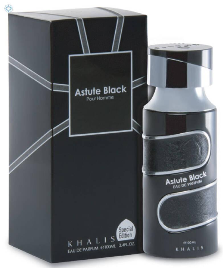 Perfumes Eau De Parfum Astute Black